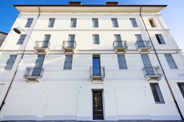 Palazzo in Contrà Mure Corpus Domini, 9 - 36100 Vicenza