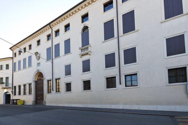 Palazzo Baggio Giustiniani Contrà San Francesco, 41 - 36100 Vicenza