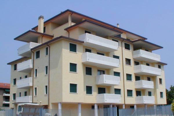 """Condominio """"Palazzo de Medici"""" Via Medici, 82 - 36100 Vicenza"""