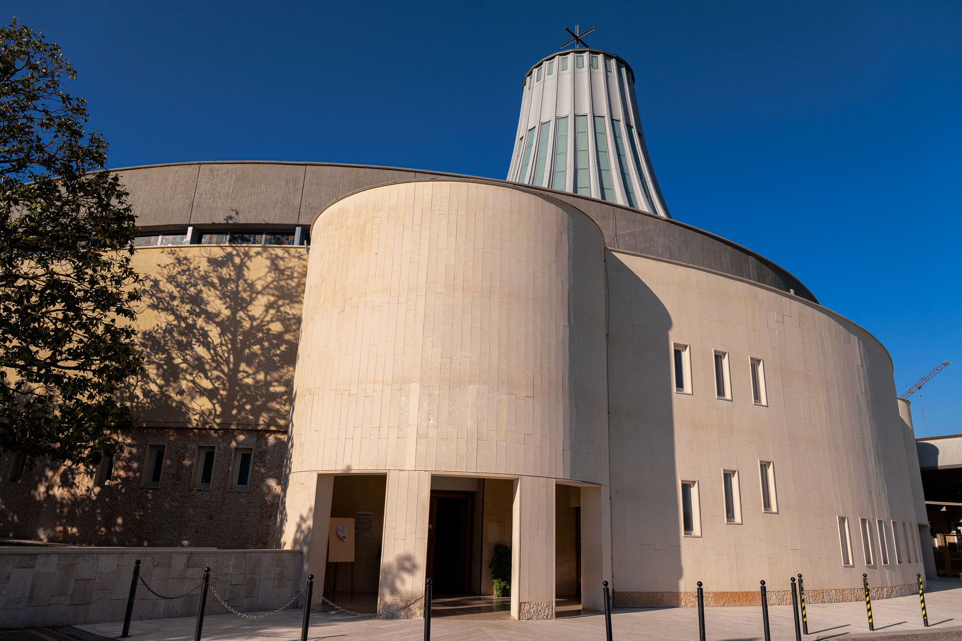 Completato l'intervento di risanamento strutturale della Chiesa di San Pietro a Trissino